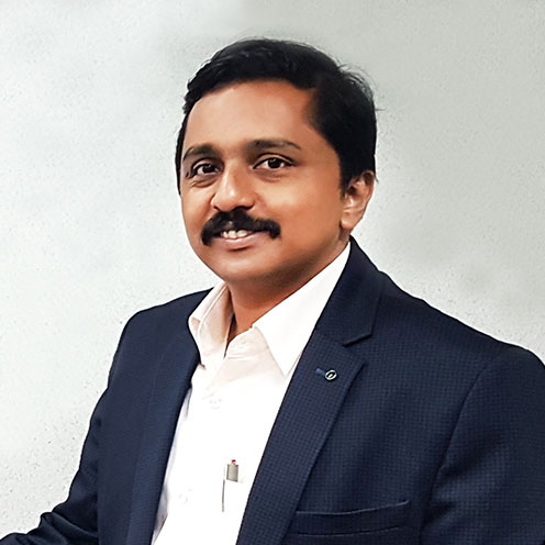 Renju M G, Director of Operations